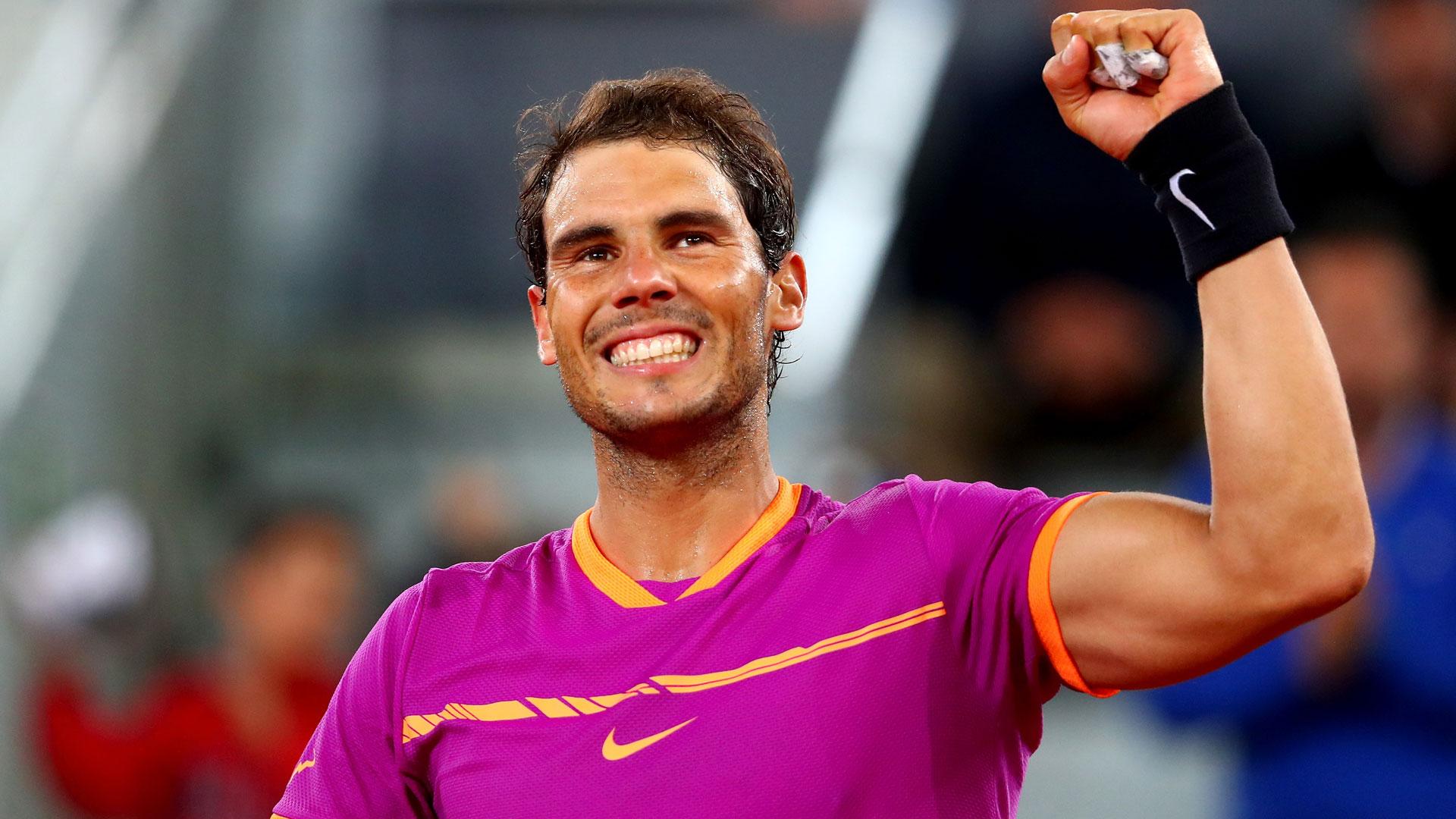 Roland Garros - Elle man 1 - Rafael Nadal - profile 3