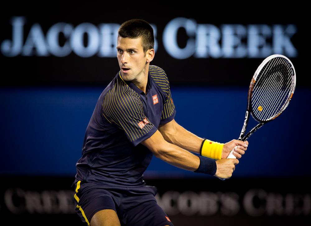 Roland Garros - Elle man 2 - Novak Djokovic - profile 2