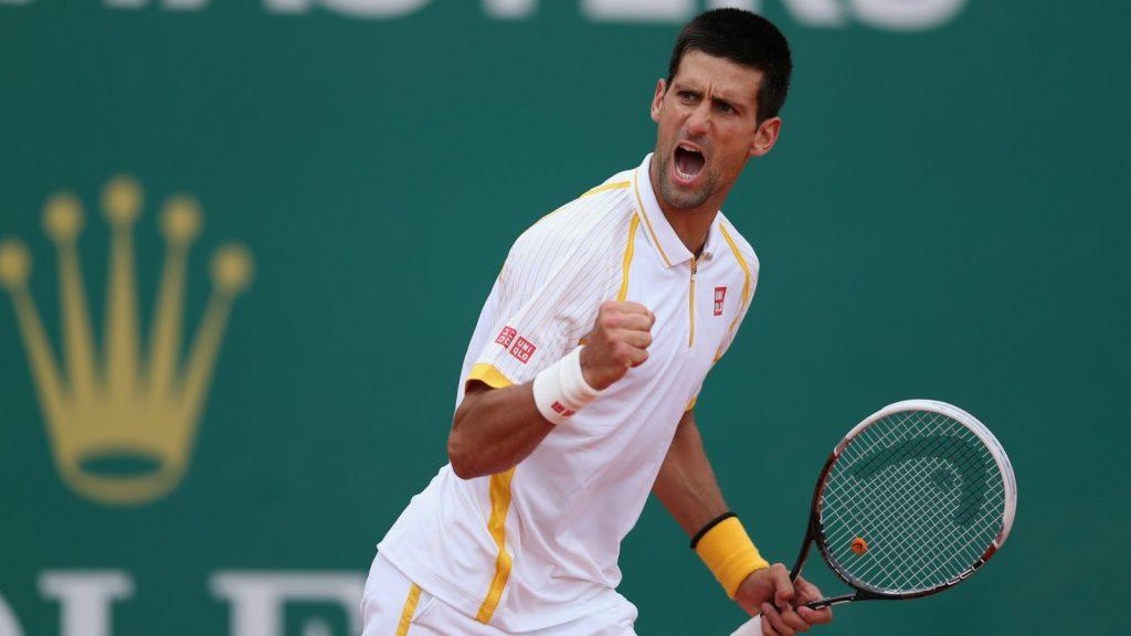 Roland Garros - Elle man 2 - Novak Djokovic - profile 3