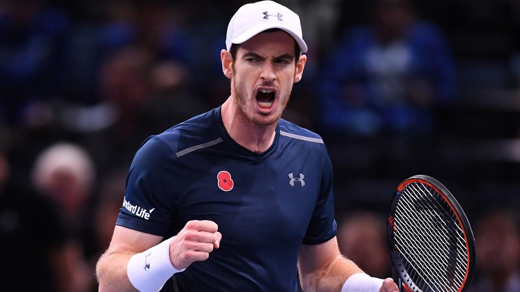 Roland Garros - Elle man 3 - Andy Murray - profile 3
