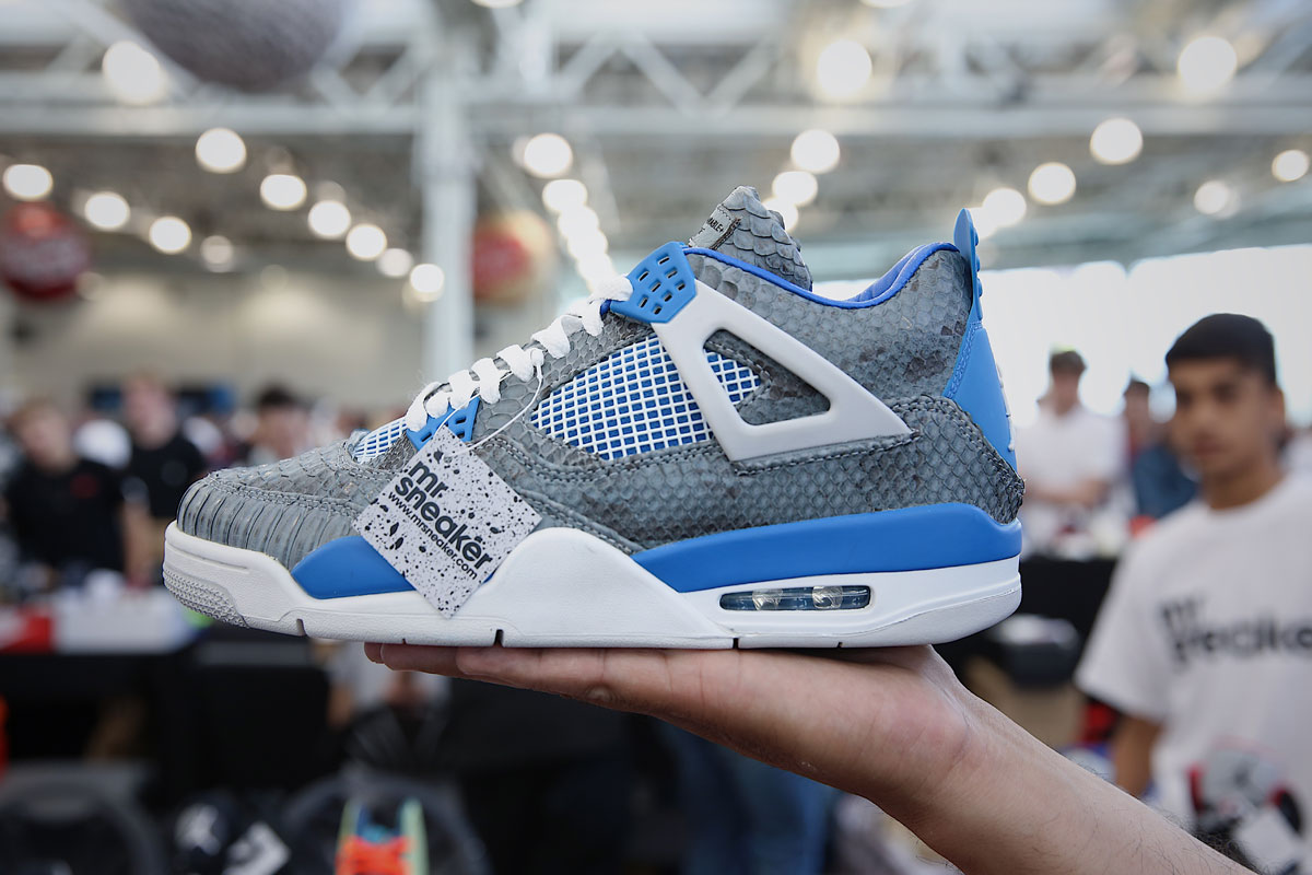 JBF Customs x Air Jordan 4