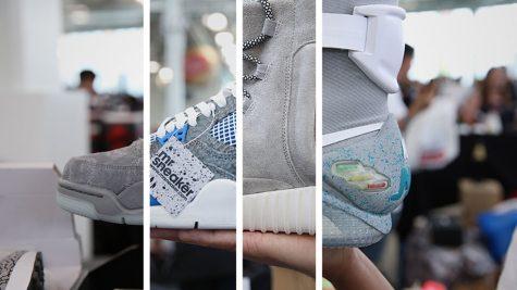 20 mẫu giày thể thao đắt nhất tại Sneaker Con London SS 2017