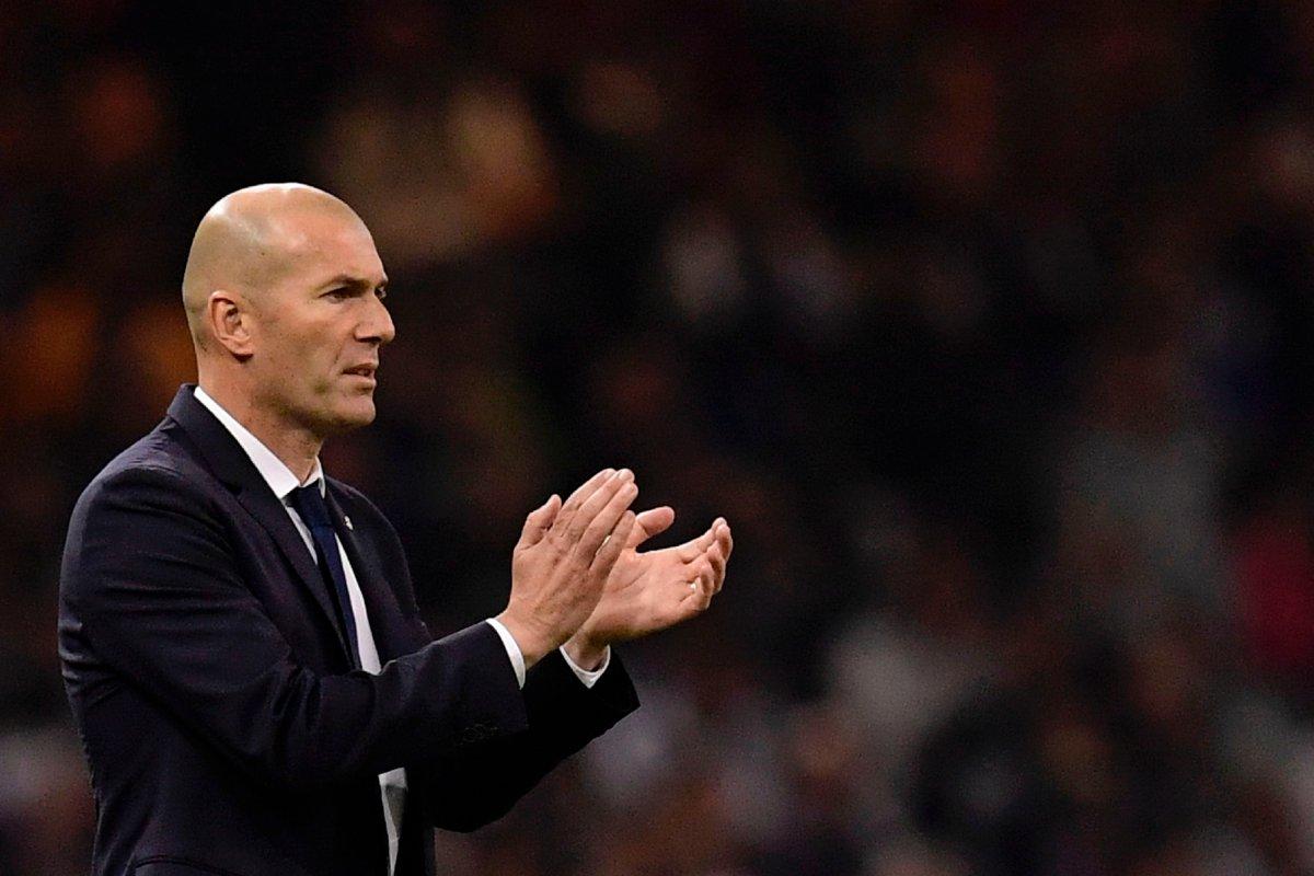 CHAMPIONS LEAGUE - Juventus - Real Marid- Elle man - Zinedine Zidane