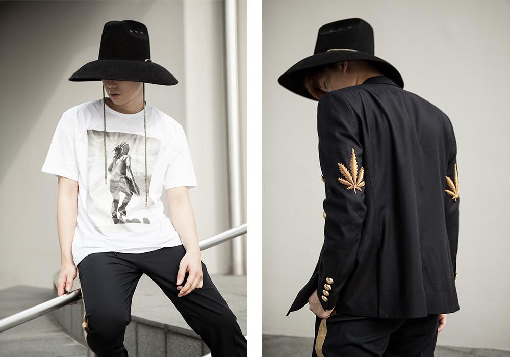 xu hướng thời trang Cannabis