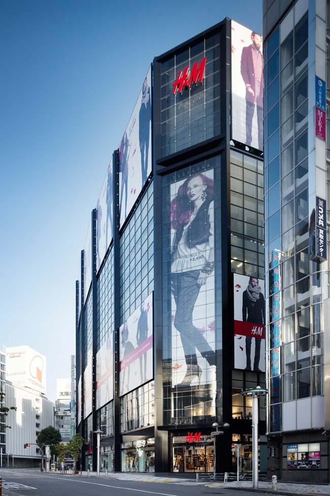 cua hang H&M Japan - elle man