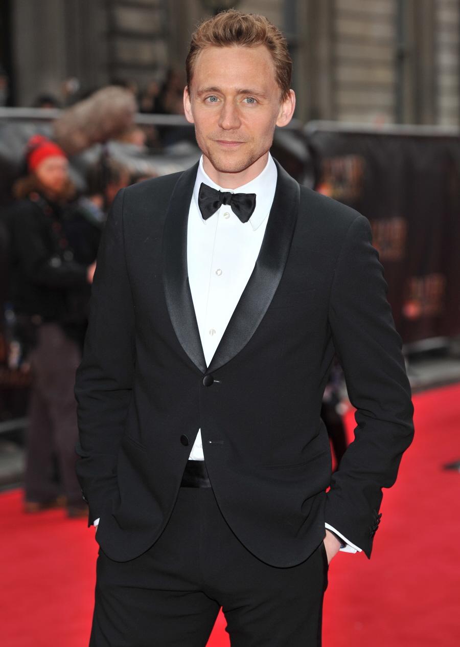 elle style awards - Tom Hiddleston - elle man
