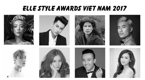 Công bố các hạng mục giải thưởng ELLE Style Awards 2017