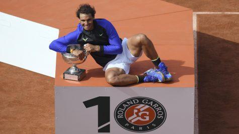 Rafael Nadal: 10 khoảnh khắc vinh quang đến với Decima tại Roland Garros