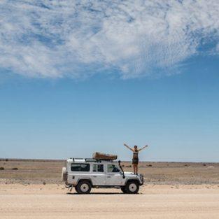 Sống chậm tại thiên đường sa mạc Namibia