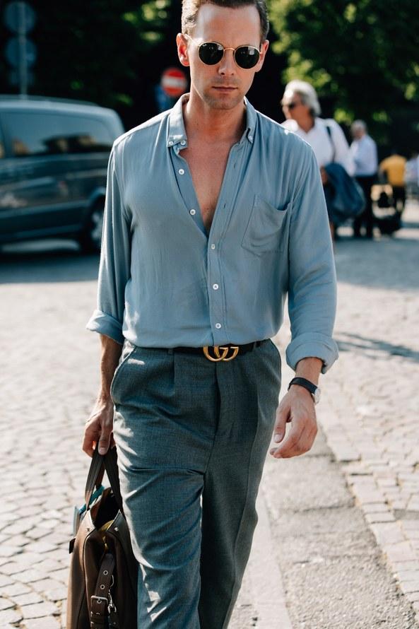 Chiếc thắt lưng Gucci đang rất hot