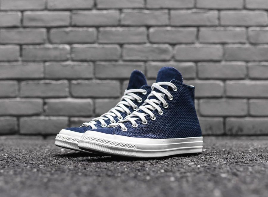 Converse Chuck Taylor All Star '70 Woven High - giay the thao dep 2017 - elle man