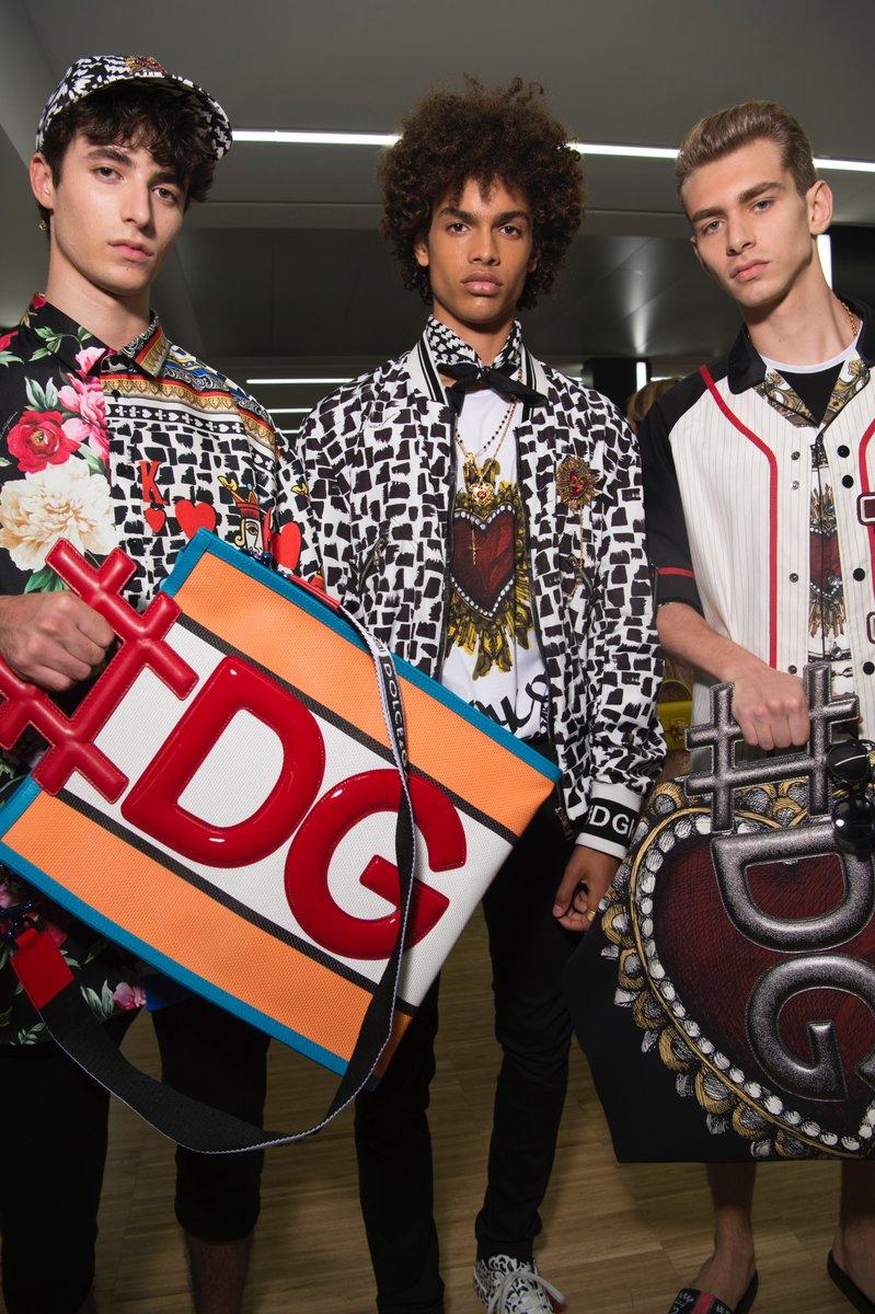 Những chiếc túi #DG