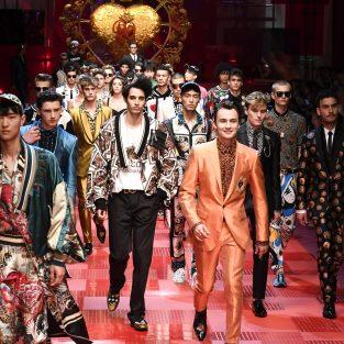 5 BST nổi bật nhất tại tuần lễ thời trang nam Milan Xuân-Hè 2018