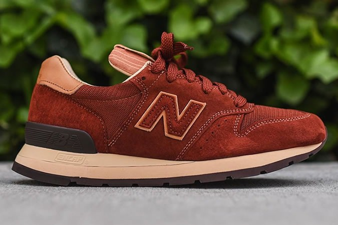 New Balance 995 'Rust' - giay the thao dep 2017 - elle man