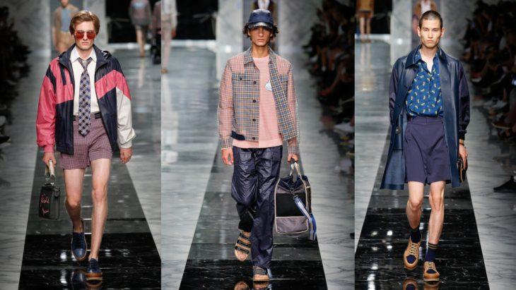 Fendi (NTK Silvia Venturini Fendi - Tuần lễ thời trang Milan 2018)