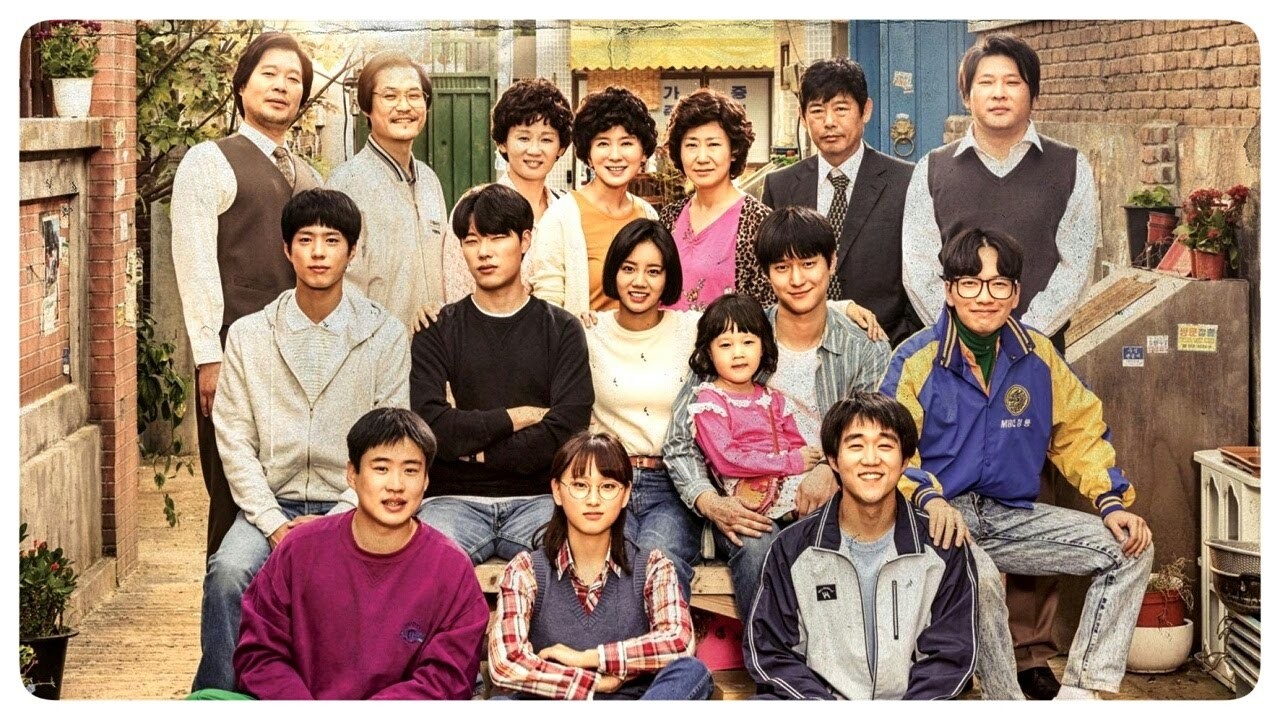 Phim ve gia dinh - elle man 5 - Reply 1988