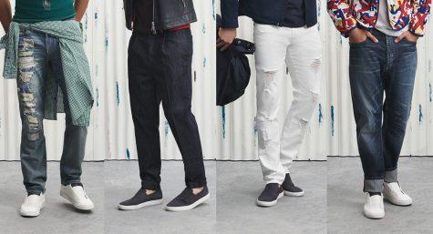 1001 điều thú vị mà bạn có thể chưa biết về quần jeans Ý