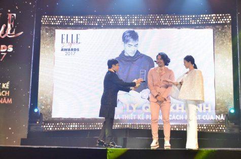Lý Quí Khánh - Nhà thiết kế phong cách nhất tại ELLE Style Awards 2017