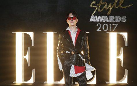 Kelbin Lei - Người có phong cách thời trang ảnh hưởng mạng xã hội nhất tại ELLE Style Awards 2017