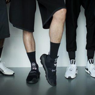 Cận cảnh những đôi giày thể thao Y-3 tuyệt đẹp của BST Xuân-Hè 2018