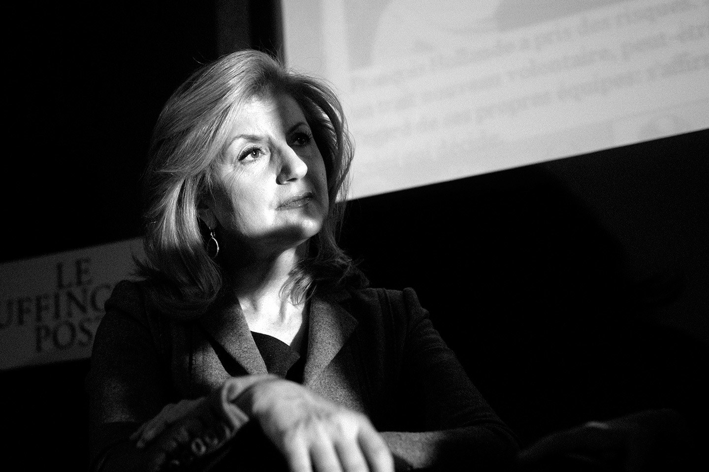 nguoi thanh cong - Arianna Huffington - elle viet nam