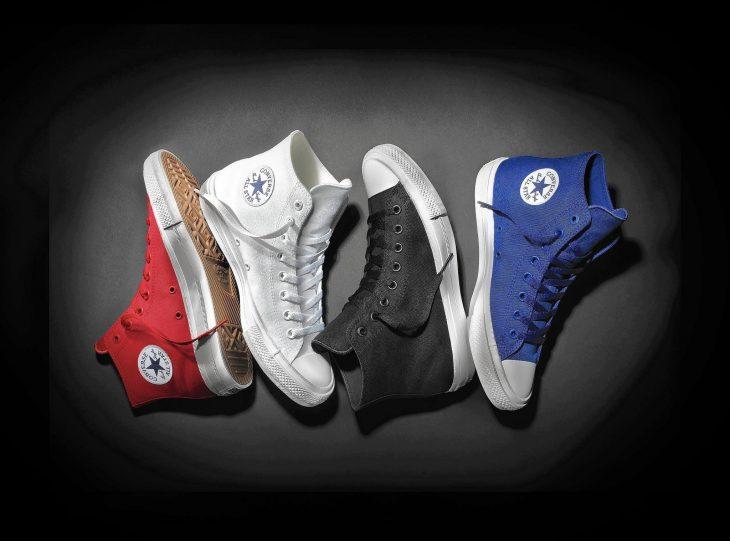 7 thiết kế huyền thoại trong lịch sử giày sneaker nam