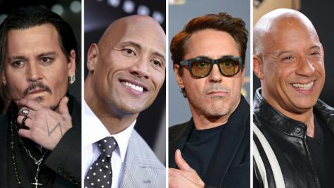11 nam diễn viên đình đám có khối tài sản khổng lồ năm 2017