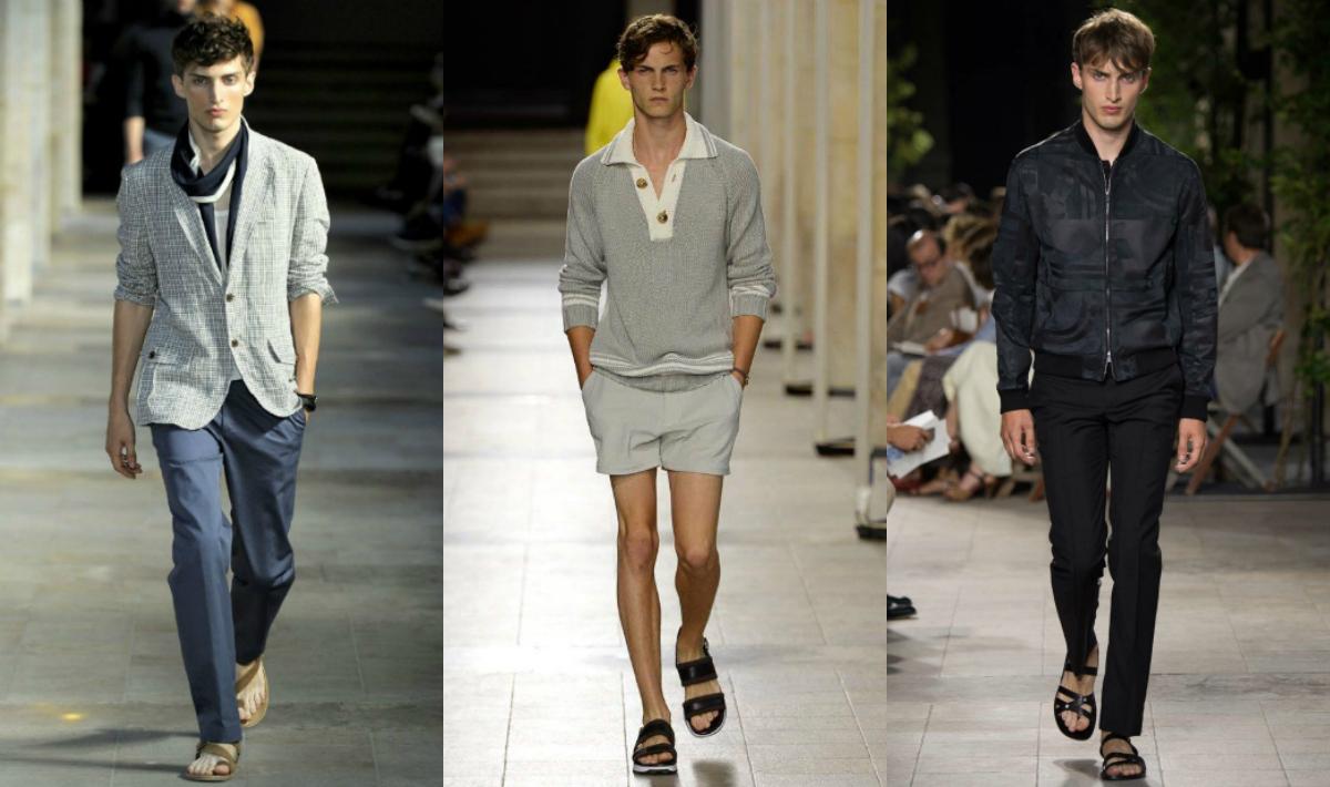 Hermes Sandal Elle Man