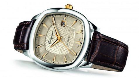 Salvatore Ferragamo giới thiệu BST đồng hồ nam Ferragamo Time