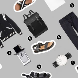 ELLE Man Style Calendar: Hơi thở mới của giày sandal nam (10/7 – 16/7)