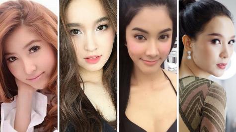 10 người đẹp chuyển giới Thái Lan khiến phái mạnh phải si mê