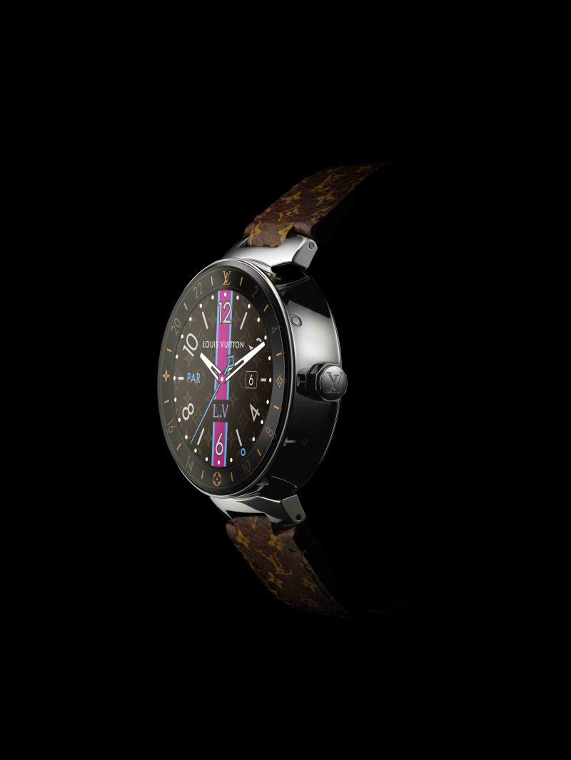Tambour Horizon - Mẫu đồng hồ thông minh của Louis Vuitton