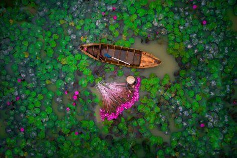 Việt Nam đoạt giải Nhì trong cuộc thi nhiếp ảnh Drone Photography Contest