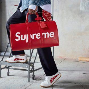 Vì sao các cửa hàng Pop-up của Supreme x Louis Vuitton lại đóng cửa hàng loạt?