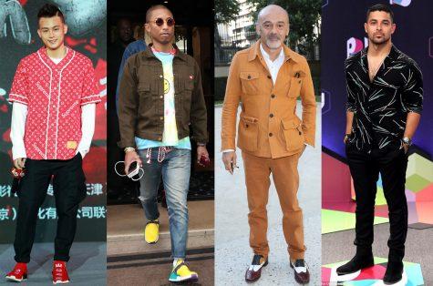 Top sao nam có phong cách thời trang nổi bật nửa đầu tháng 7/2017