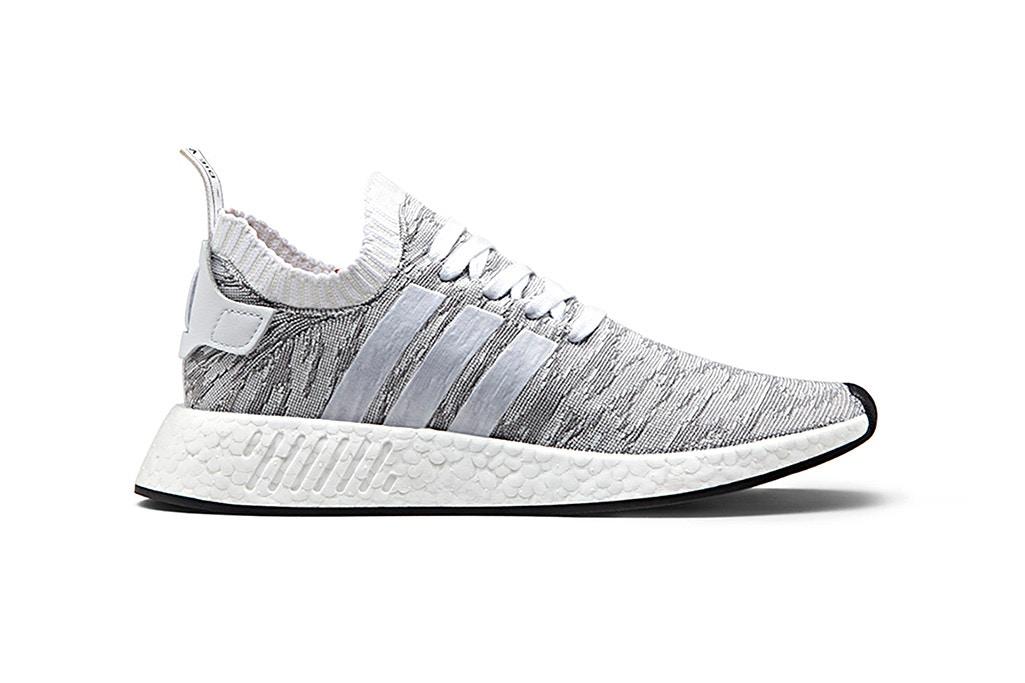 giay sneaker - elle man - adidas NMD_R2 Primeknit Pack 2