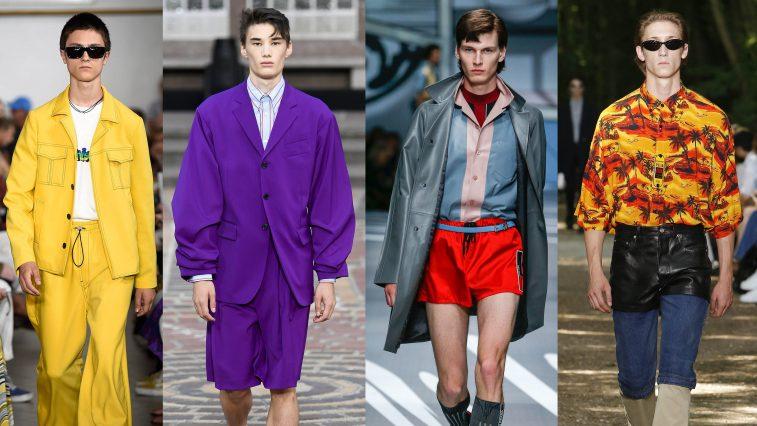 6 xu hướng thời trang hoàn hảo cho chàng trai mùa Hè 2018