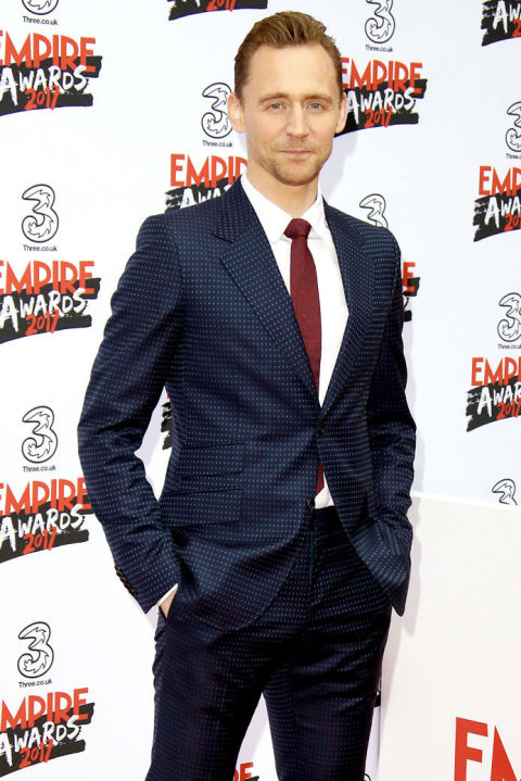 suit nam - elle man - TOM HIDDLESTON