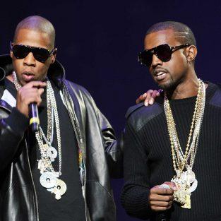 """Điều gì đang xảy ra với """"tình bạn"""" Jay-Z và Kanye West?"""