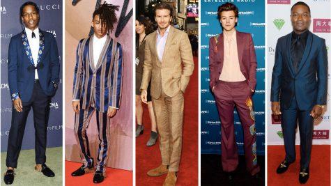 Biến tấu cùng suit nam qua gợi ý của 9 quý ông nổi tiếng