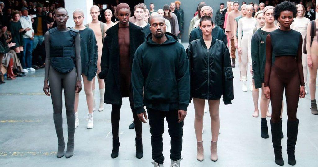 Kanye West Rosha Tin tức thời trang nổi bật nữa đầu tháng 7 2017