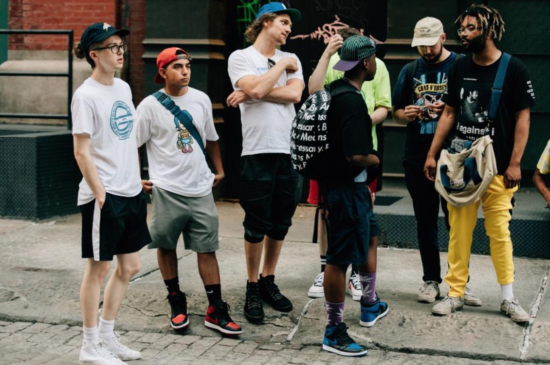 10 Streetstyle tại Tuần Lễ Thời Trang Nam New York Xuân - Hè 2017