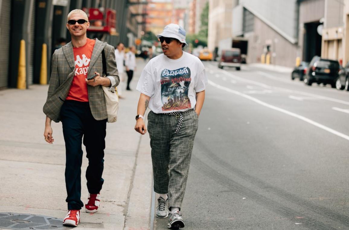 18 Streetstyle tại Tuần Lễ Thời Trang Nam New York Xuân - Hè 2017