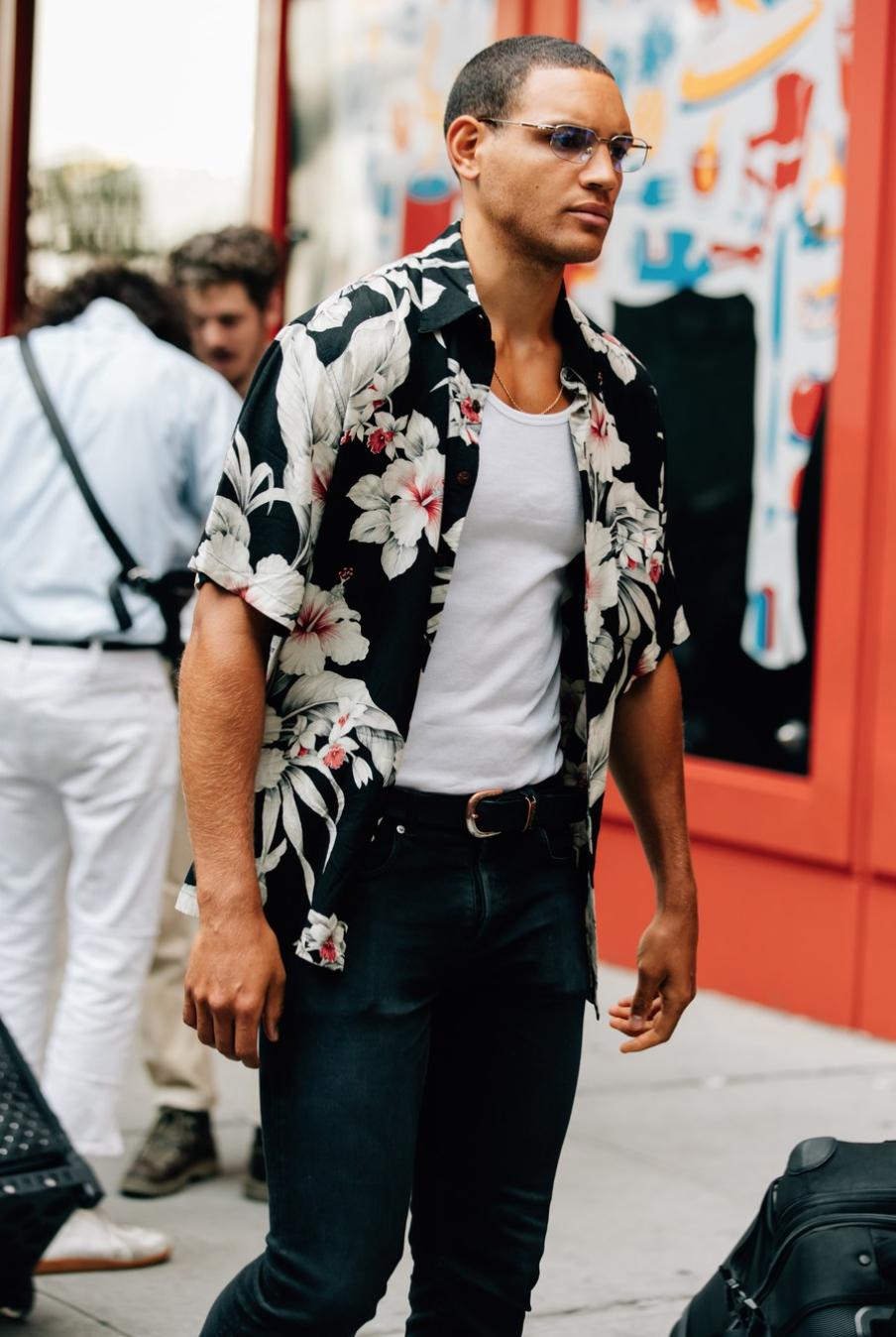 25 Streetstyle tại Tuần Lễ Thời Trang Nam New York Xuân - Hè 2017