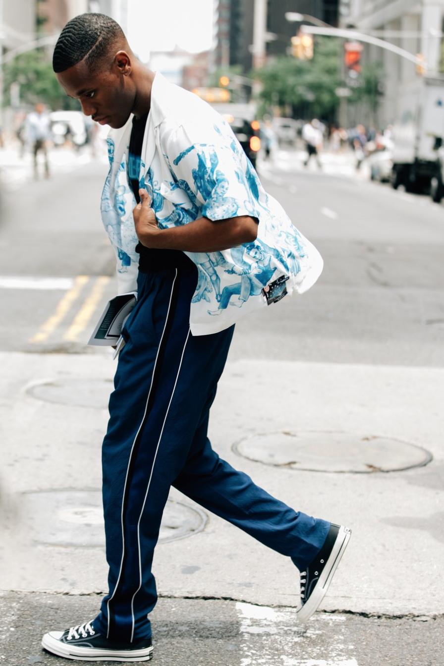 34 Streetstyle tại Tuần Lễ Thời Trang Nam New York Xuân - Hè 2017