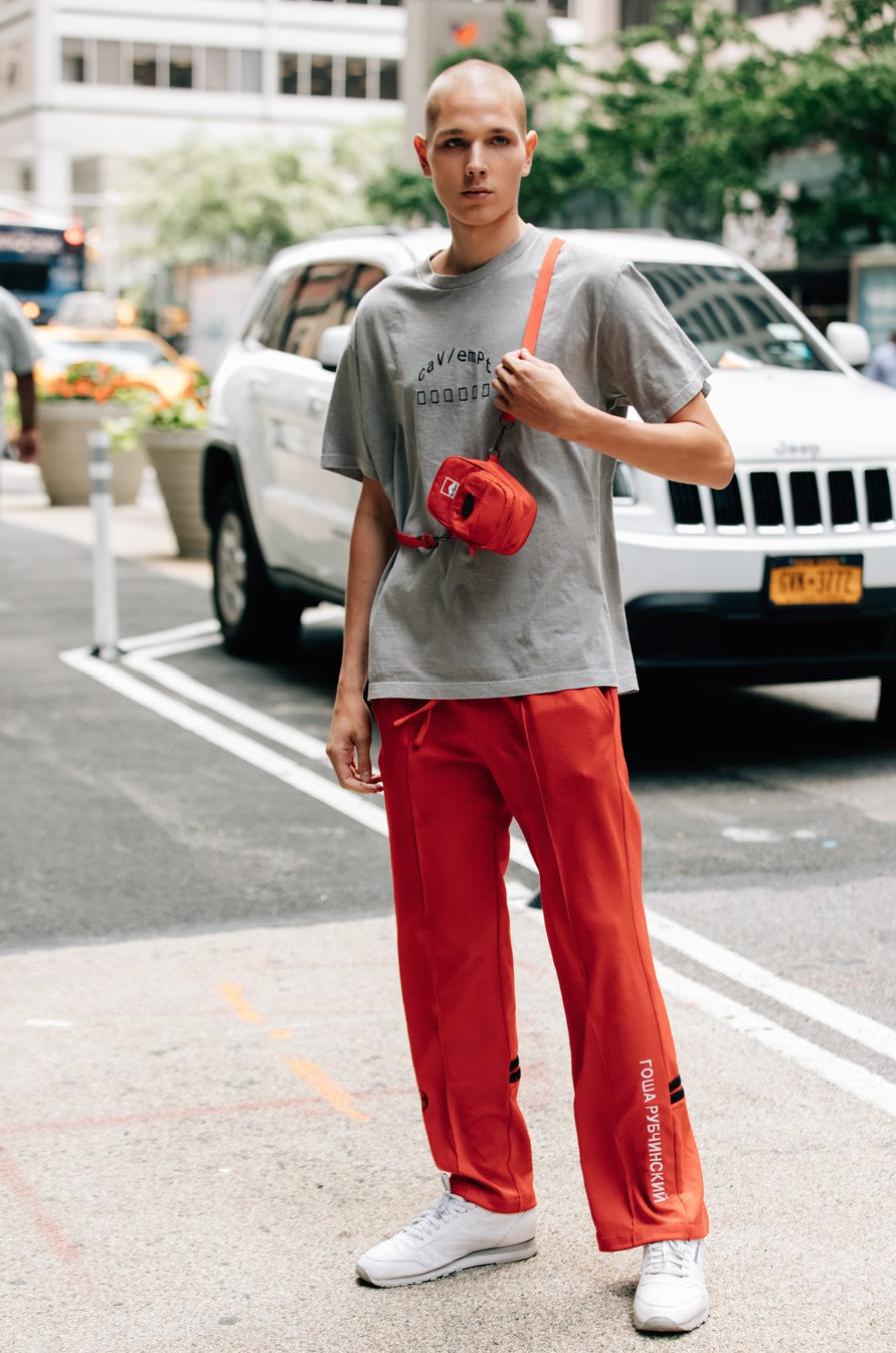 36 Streetstyle tại Tuần Lễ Thời Trang Nam New York Xuân - Hè 2017