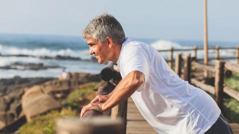 Đàn ông trung niên và 6 vấn đề sức khỏe thường gặp