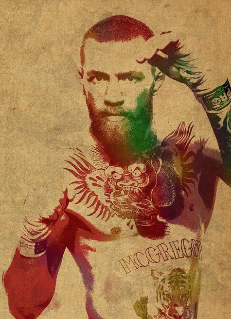 """Conor McGregor: Cái ngông của một """"gã điên"""" thiên tài"""