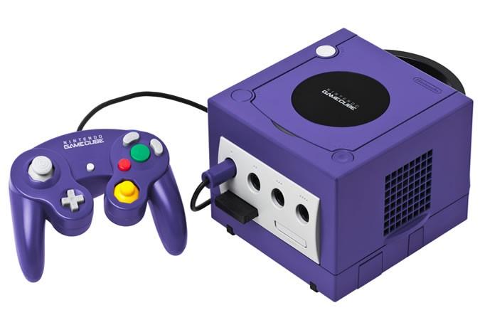 may choi game cam tay - Nintendo GameCube - elle man