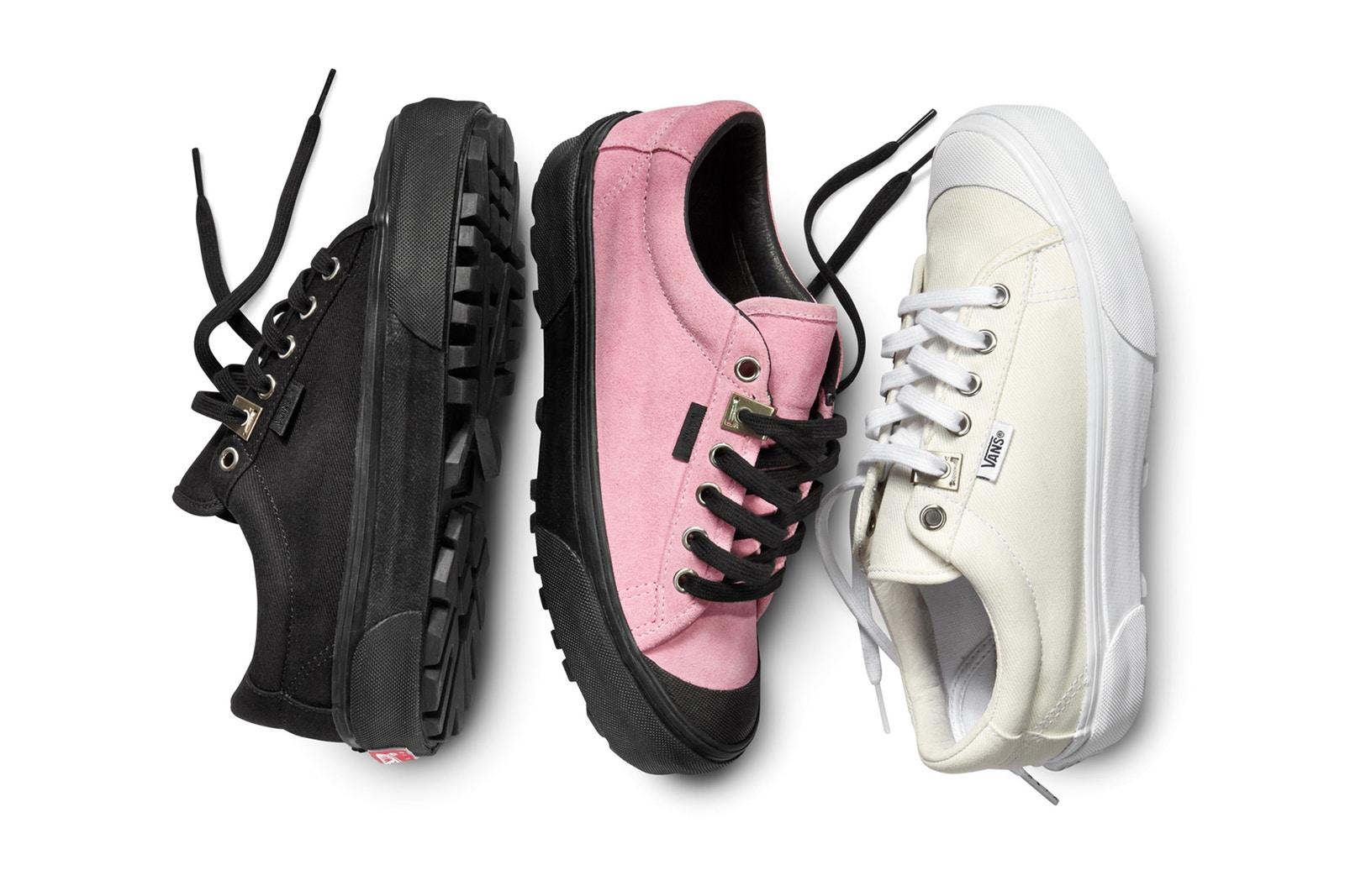 giay sneakers - elle man - ALYX x Vault by Vans 2